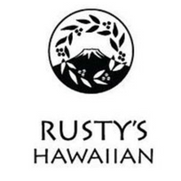Rusty's Hawaiian Ka'u Coffee logo