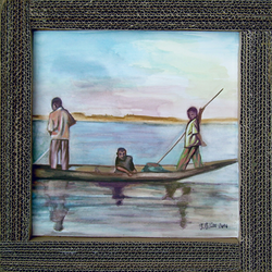 Pêcheurs maliens