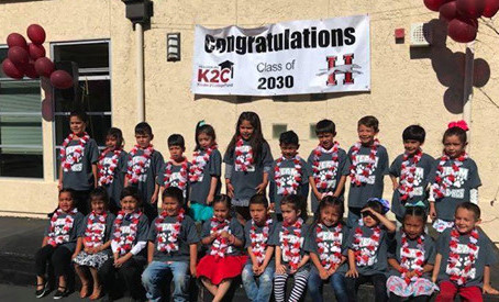 $110K grant allows expansion of Corazon's Kinder2College program