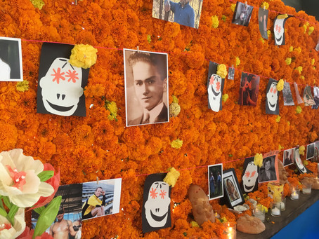 Significance of the Altar of Marigolds