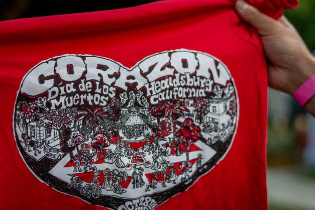 2018 Dia de los Muertos T-Shirt