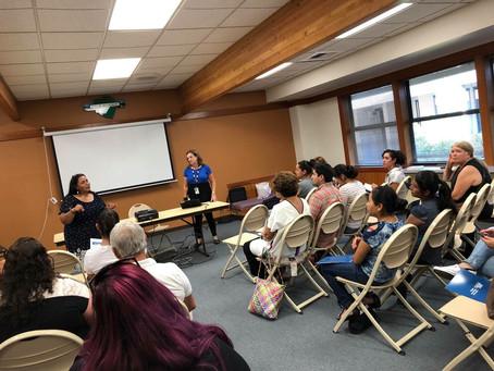 Corazón launches Census outreach project