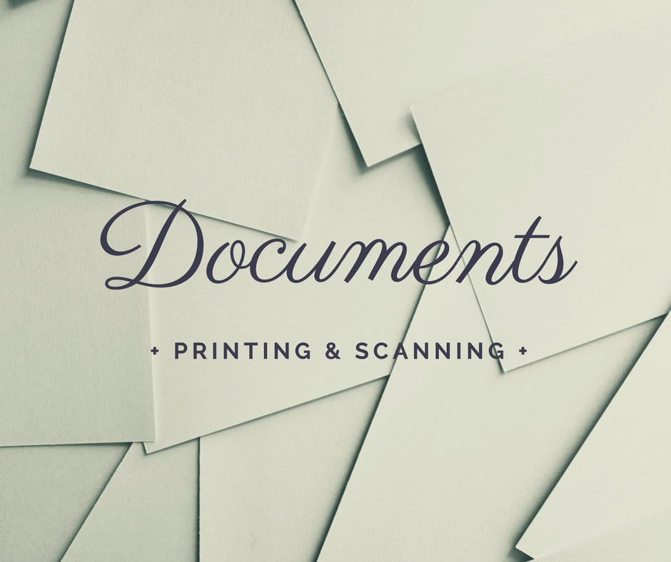 Document Production Service