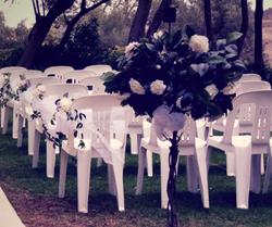 Wedding Ceremony Chairs Kalgoorlie