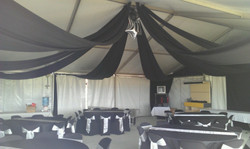 Tent theming