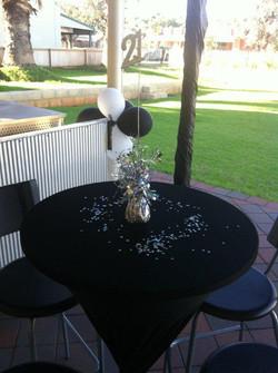 Table Balloons