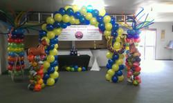 Balloon Archway