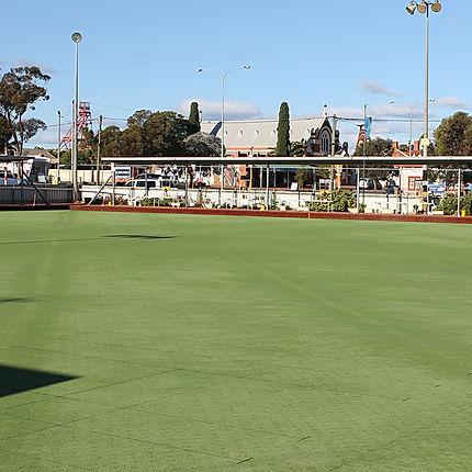 Kalgoorlie Bowling Club Greens