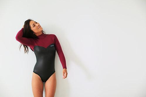 elamica wetsuits ロングスリーブスプリング
