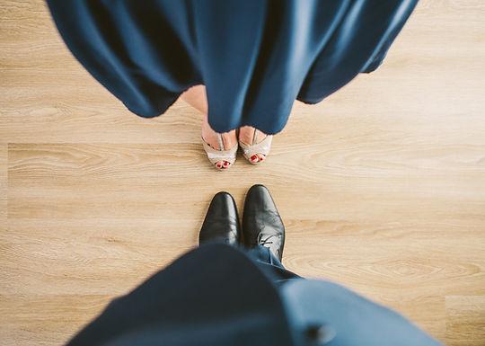 Fancy Dance Shoes