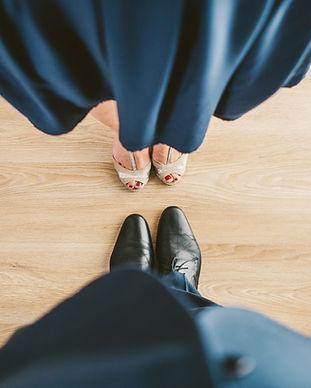Chaussures de danse fantaisie