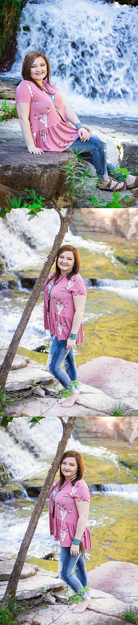 Stephanie McBee Photography - Hannah Smith Jasper, Ar Senior