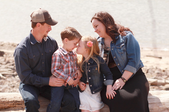 Stephanie McBee Photography - Russellville Ar Photographer -Bohannon Family