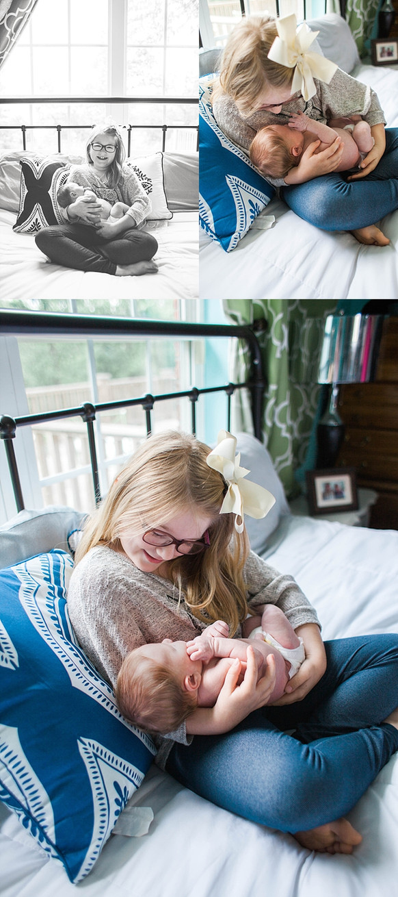 Lexi Leavell - Newborn Photographer - Russellville, Ar