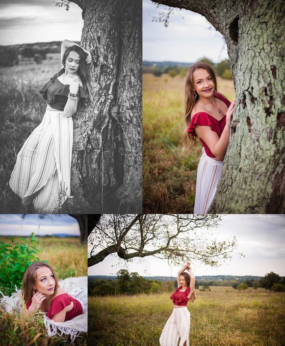 Stephanie McBee Photography - Callie Ray 2018 Senior