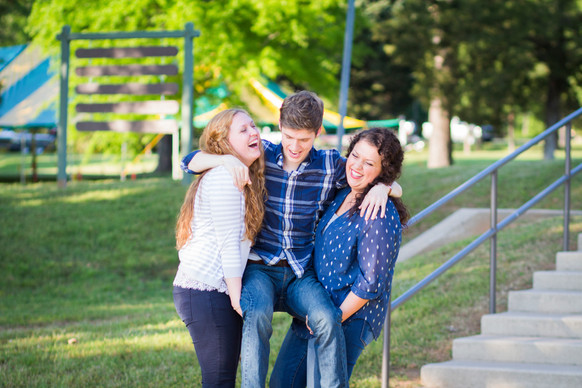 Stephanie McBee Photography - Russellville Ar - Smith Family