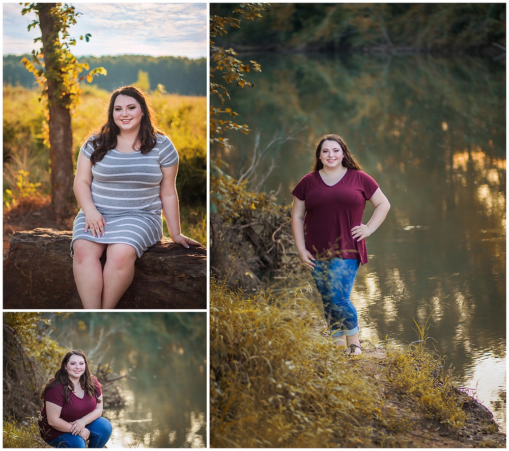 Russellville, Ar Senior Photographer