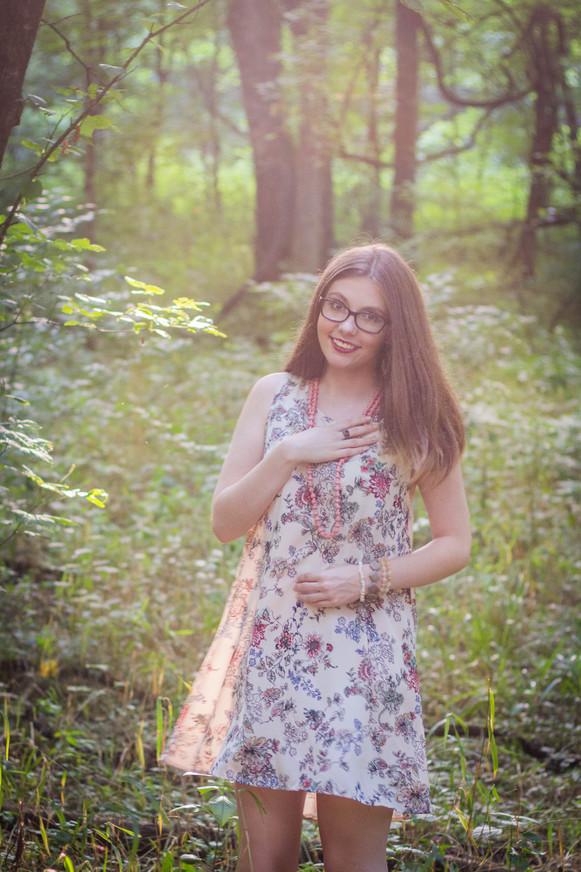 Stephanie McBee Photography - Harrison Ar Photographer - Kim Sloan Senior 2017