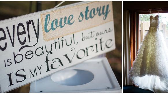 Stephanie McBee Photography - Mountain Home, AR Wedding Photographer - Mr. & Mrs. Smith
