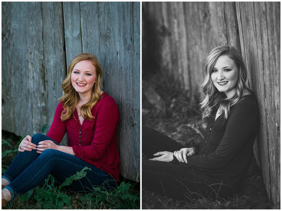 Stephanie McBee Photography - Harrison, Ar Photographer - Katelyn McBee Senior 2017