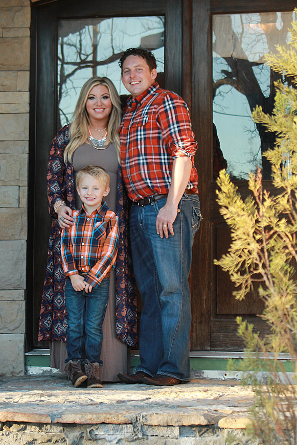 Stephanie McBee Photography - Harrison Ar Photographer - The Lee Family
