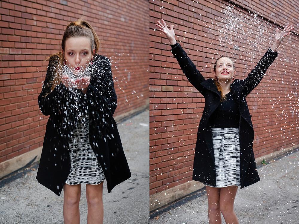 new years photoshoot