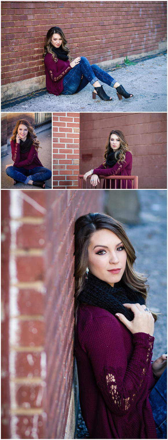 Stephanie McBee Photography - Harrison, Ar Photographer - Jaclyn Goodall Western Grove Senior 2017