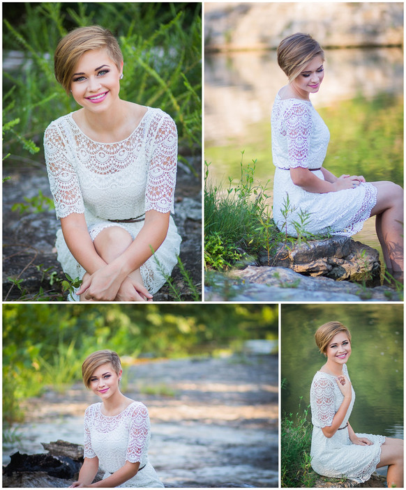 Stephanie McBee Photography - Harrison, Ar - Jessica Rath Senior 2017