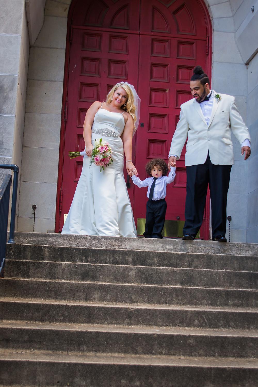 Russellville Wedding Photographer