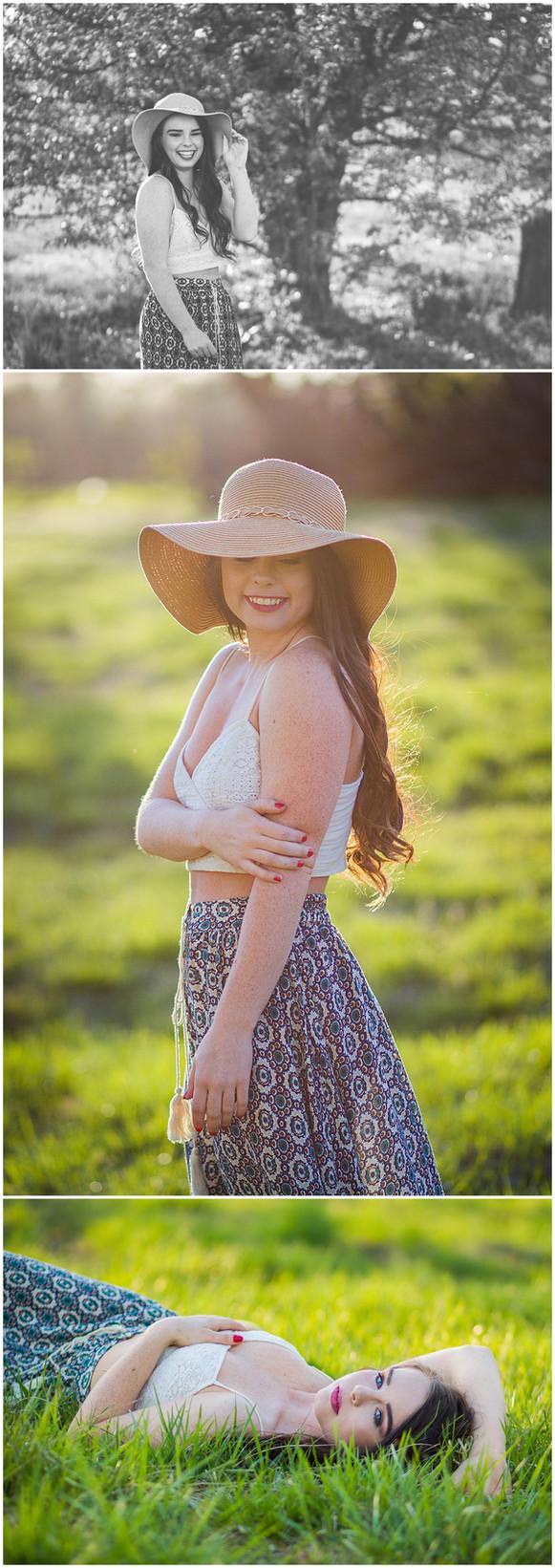 Stephanie McBee Photography - Russellville, Ar Senior Photographer - Kaylee Brasel Jasper High Schoo