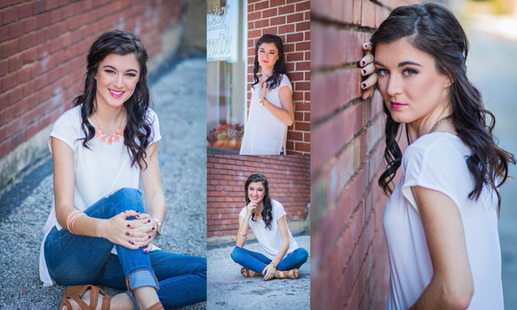 Stephanie McBee Photography - Harrison, Ar - Katelyn Thomas Valley Springs Senior 2017