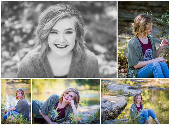 Stephanie McBee Photography - Harrison, Ar - Kelsey Horn Birthday Session - Senior 2018