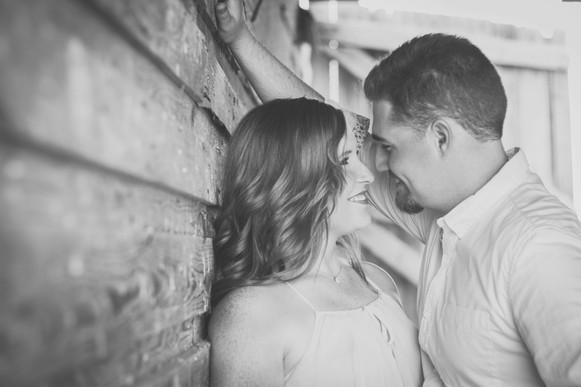 Stephanie McBee Photography - Harrison Ar Photographer - Brenna Ryan & John Brust Engagement 201