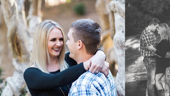 Engagement Tori & Jessie - Stephanie McBee Photography NW Arkansas Wedding Photographer