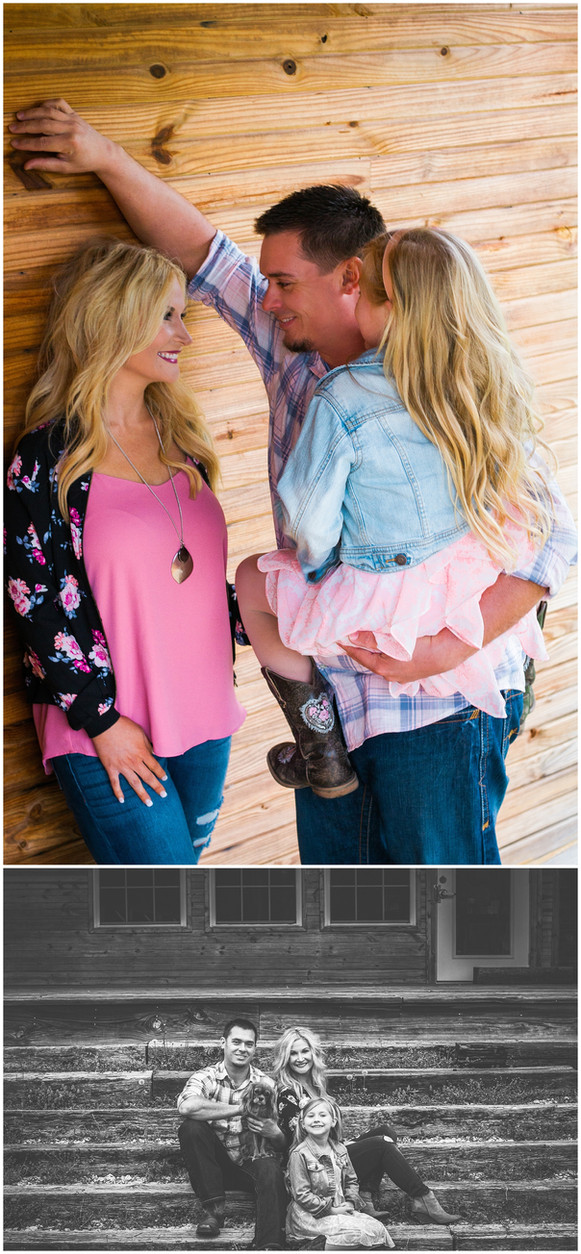 Stephanie McBee Photography - Harrison, Ar Family Photographer - Harris Family 2017