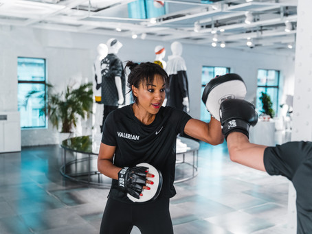 12x3 Boxing Pop Up - 3rd Floor, Nike Town London