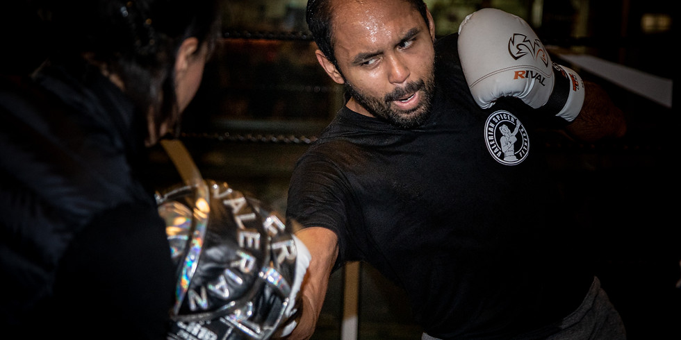 ONLINE - The Spicer Method   Boxing & Mindfulness Sessions