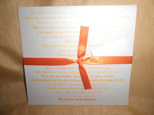 Convite de Casamento 4663D5