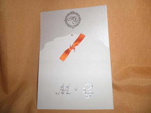 Convite de Casamento 6E6187