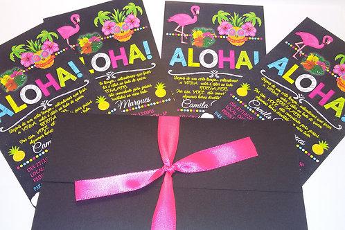 Convite Aloha