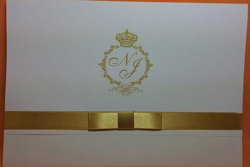 Convite de Casamento Nayara