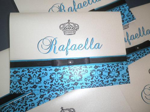 Convite 15 Anos Rafaella