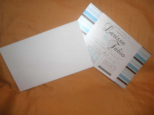 Convite Casamento 2E3626