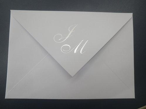 Convite De Casamento Linha Clássica