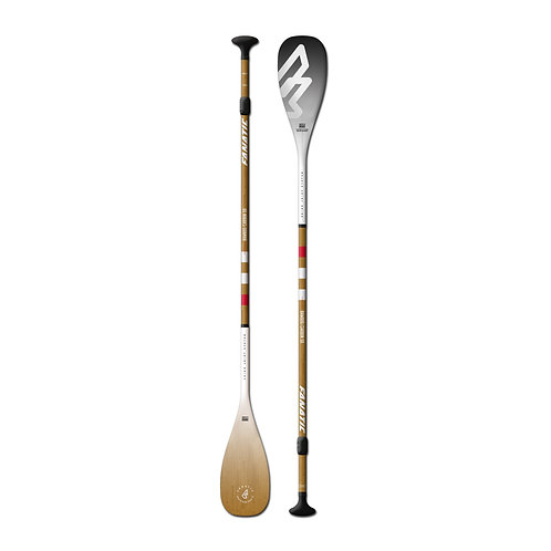 BAMBOO CARBON 50 ADJUSTABLE - FANATIC SUP PADDLE