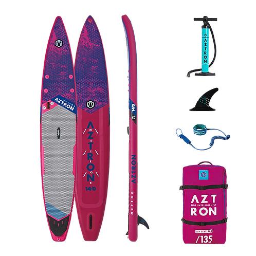 Aztron Meteor Race Stand Up Paddle Board SUP 14.0 iSUP