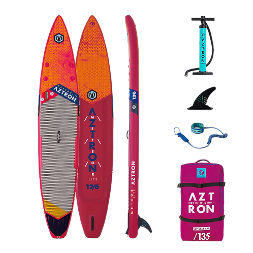 Aztron Meteor Lite Race Stand Up Paddle Board SUP 12.6 iSUP