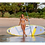 Thumbnail: Aztron Venus Yoga Fit Stand Up Paddle Board SUP 10.0 iSUP inkl. Paddel