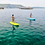 Thumbnail: Aquatone WAVE Allround Stand Up Paddle Board SUP 10.6 iSUP inkl. Padde