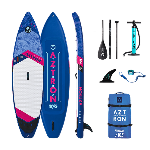 Aztron Terra Stand Up Paddle Board Touring SUP 10.6 inkl. Paddel
